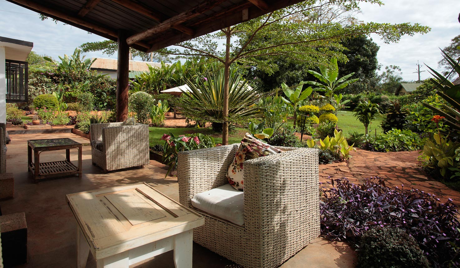 Gately On Nile Lodge and Cottages, Jinja - Accommodation in Jinja